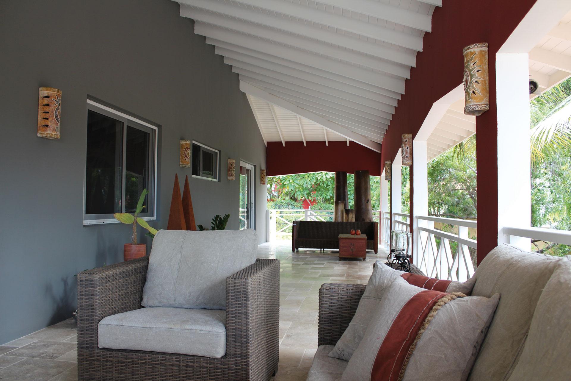 Koloniale villa door Alex Janmaat Interieurs & Kunst