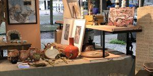 Haagse Antiek- en Boekenmarkt op het Lange Voorhout